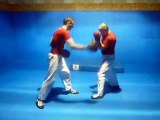 Army Hand to Hand Combat  - Pad Work 2 ( Combat Sport )