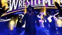 WWE Wrestlemania 31 The Undertaker V/s Bray Wyatt -