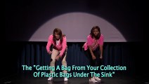 Michelle Obama et Jimmy Fallon dansent (encore)
