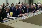 Iran: storico accordo sul nucleare