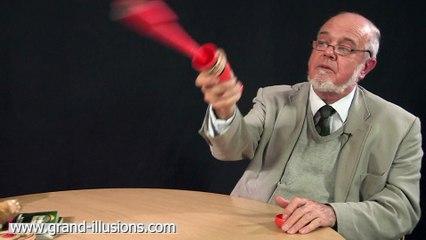 A Paper Sword and a Plastic Gun!