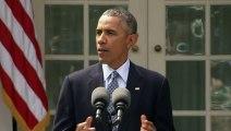 Obama Hails Iran Nuclear Deal Framework