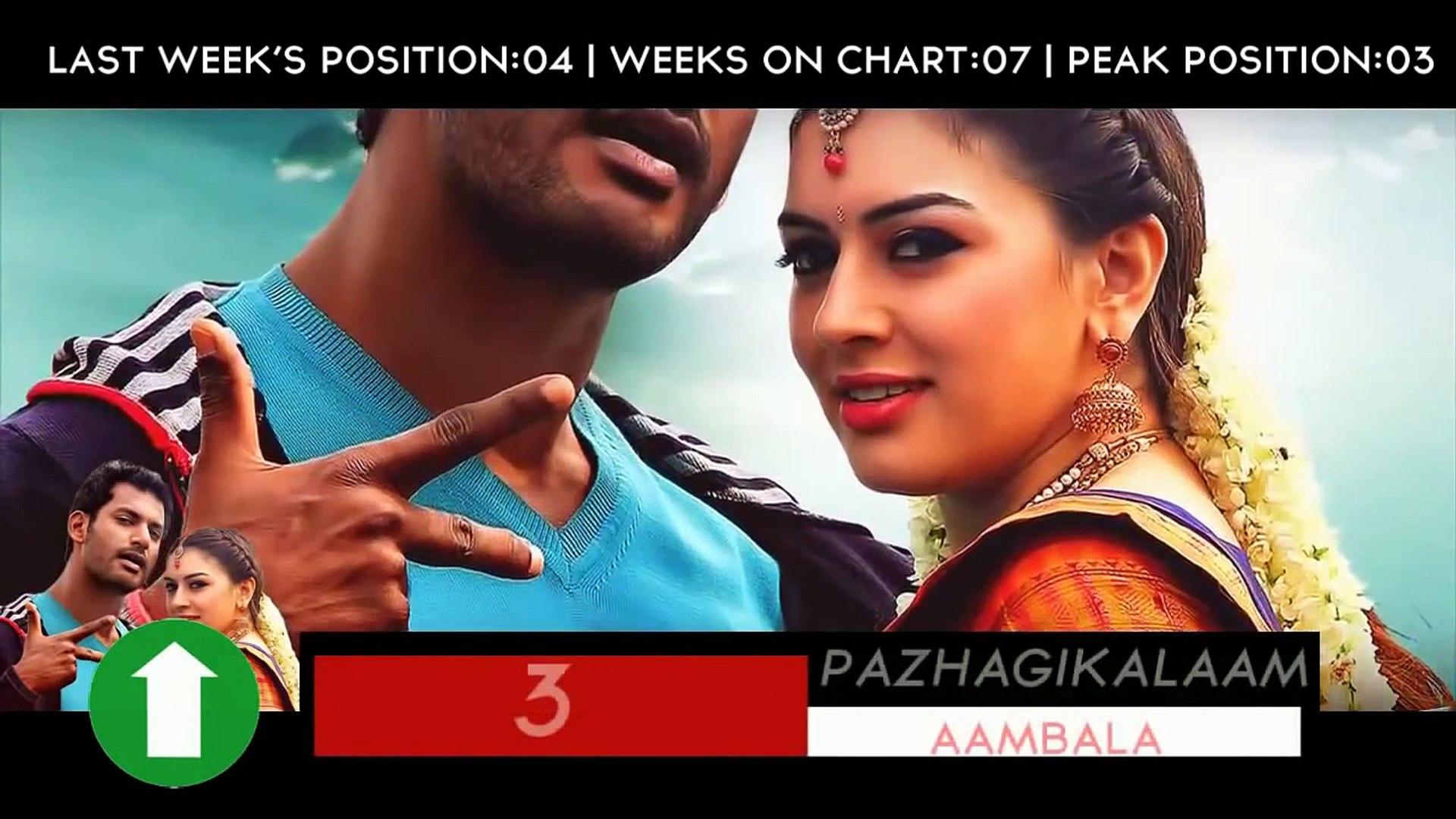 Top 10 Tamil Songs Of The Week - 30, January 2015 - New Tamil Songs