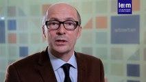 Patrick Errard, Leem, salue les 10 ans de RSE des entreprises du médicament