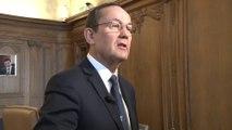 Christian Gillet, réélu Président du Département de Maine-et-Loire