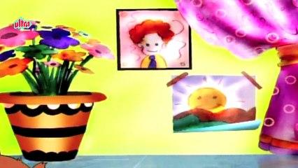 Teddy Bear, Teddy Bear Turn Around - Animated Nursery Rhymes