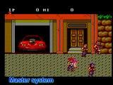 Sega Master System Vs Nintendo Nes Double Dragon