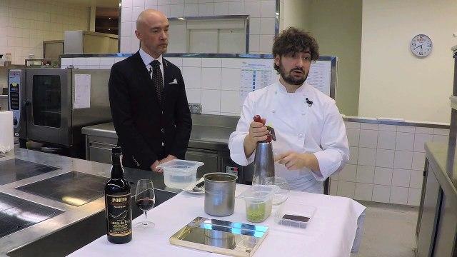 FABIO AGUZZI – IL CIBO: storie, consigli, curiosità! crema di cioccolato e pistacchio
