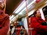 Metro Praha - Linka C - Háje - Ládví - - Letňany