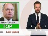 Le Top Flop: Bruno Le Roux  répond à Arnaud Montebourg / Un député UMP estime  que la lutte contre le tabac pousse au jihad