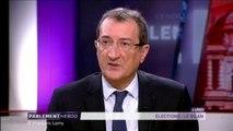 """François Lamy : Hollande est le """"candidat naturel de la gauche"""" en 2017"""