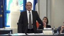 Discours d'investiture de Kleber Mesquida, président du Département de l'Hérault