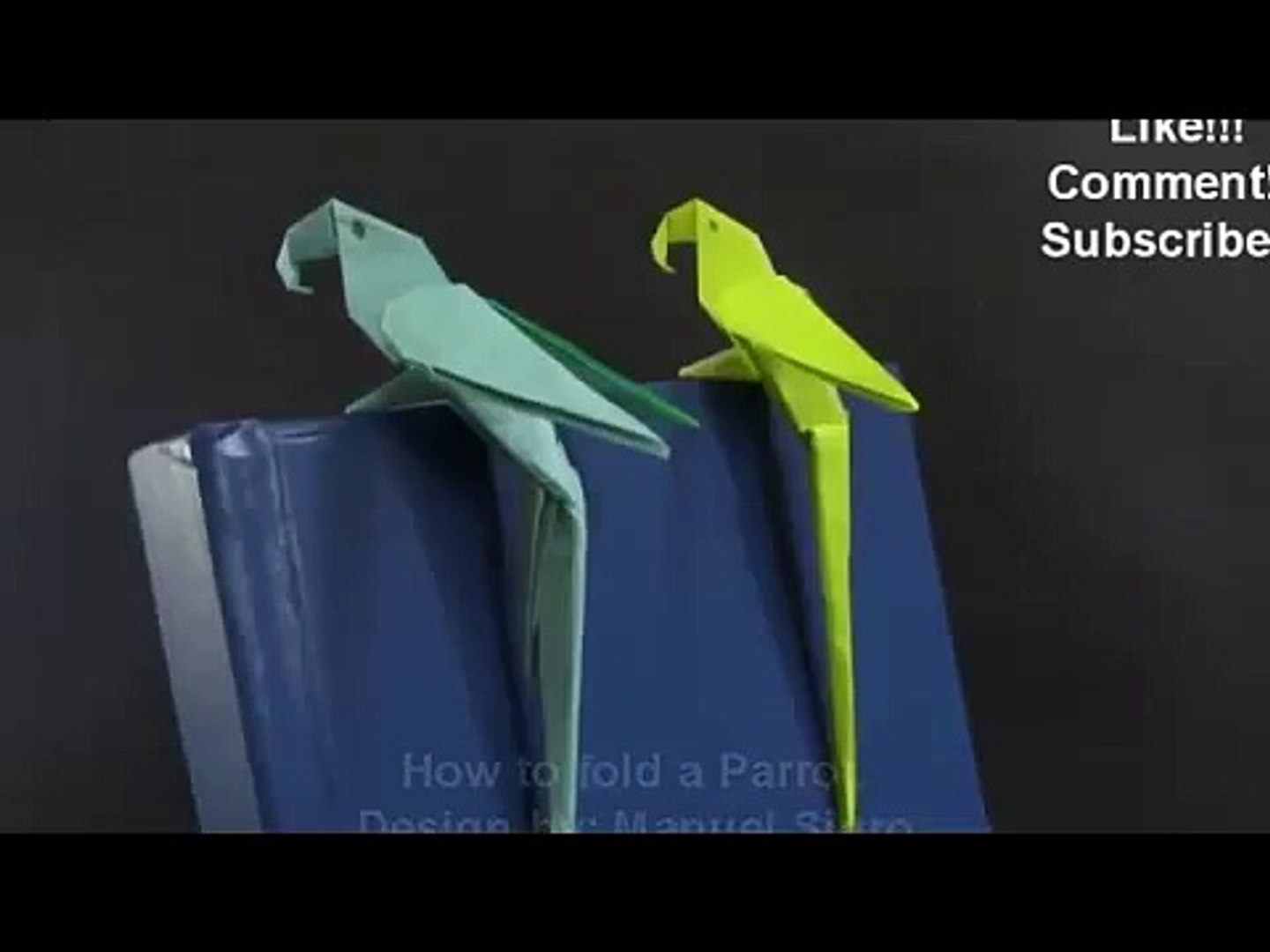 How To Make An Origami Dove - Folding Instructions - Origami Guide | 1080x1440