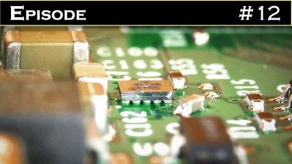 EPISODE 12 : Conséquence de l'effet photoélectrique sur le Raspberry Pi 2