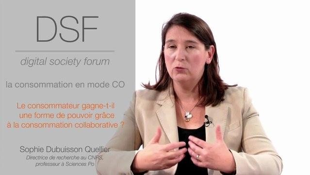 Consommation collaborative : Sophie Dubuisson Quellier