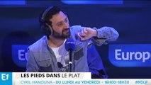 Valérie Bénaïm sacrée reine de l'émission ! - Cyril Hanouna