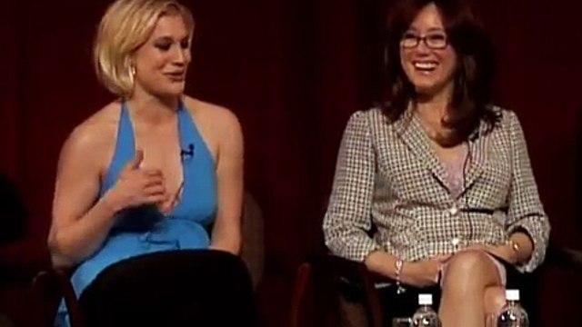 Battlestar Galactica: Katee Sackhoff on Starbuck (Paley)