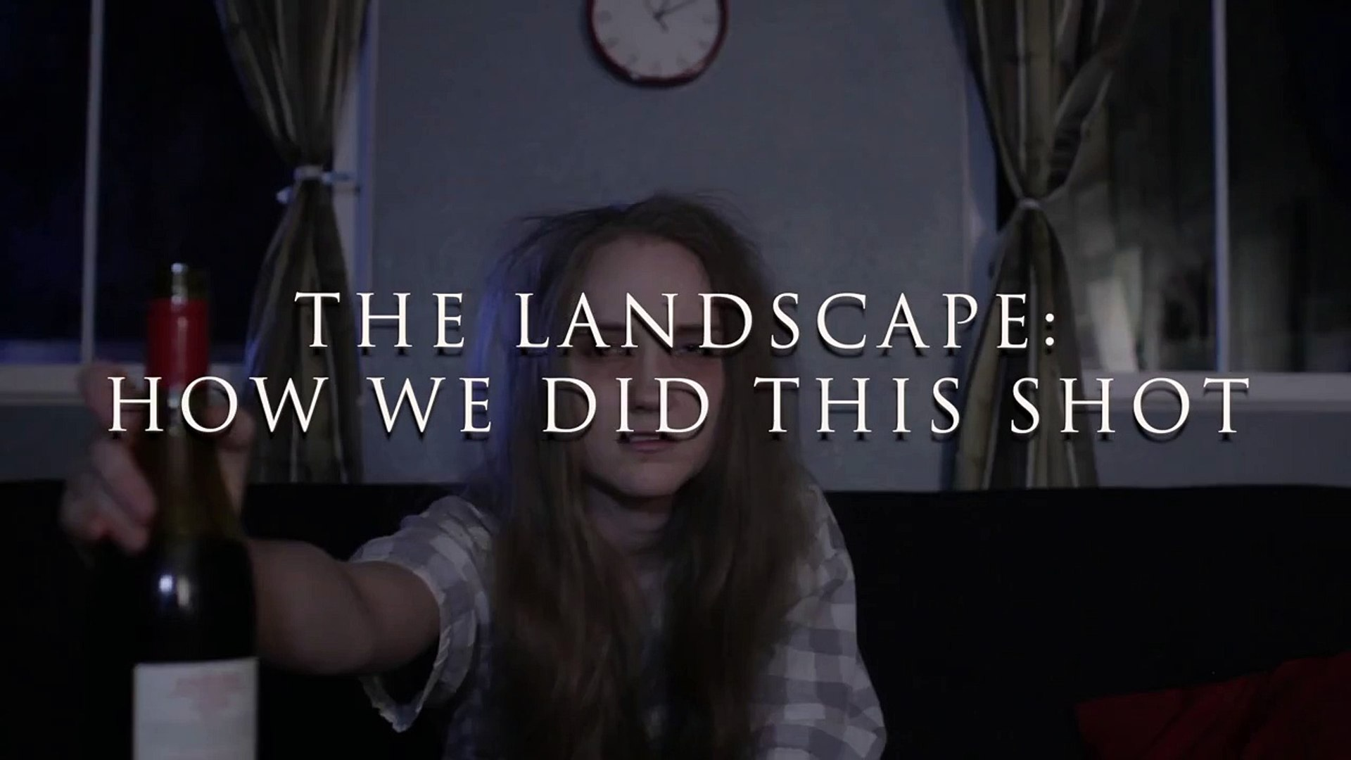 The Landscape - behind the scenes