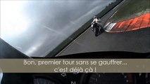 Roulage moto circuit Val de Vienne. 28 mars 2015
