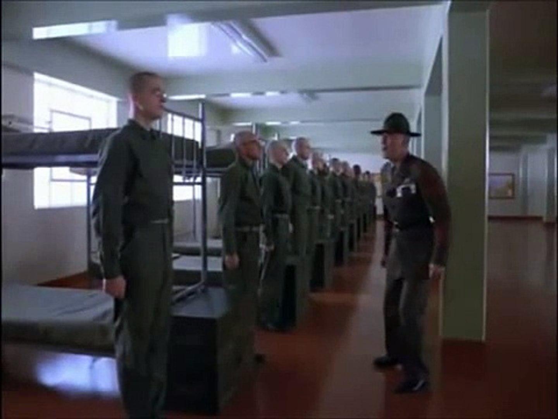 Full Metal Jacket 1987 - Discorso Sergente Hartman - Speech Sergeant Hartman
