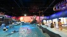 La Panne: le nouveau centre aquatique de loisirs Plopsaqua