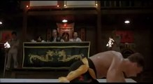 JEAN CLAUDE VAN DAMME - BLOODSPORT - FINAL FIGHT SCENE (1988) - Movies Fitness Bodybuilding Martial Arts