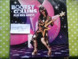 BOOTSY COLLINS -LOVE GANSTA Feat SNOOP DOGG DAZ & COLIN RICH(RIP ETCUT)EASTWEST REC 2002