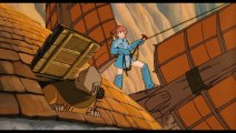 Doctor Wigs' Character Reviews: Nausicaa (Nausicaa of the Valley of the Wind)