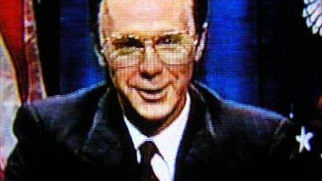 Dana Carvey meets George H. W. Bush