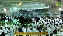 Salat Maghreb Makkah Fayçal Ghazawi 02/03/2015