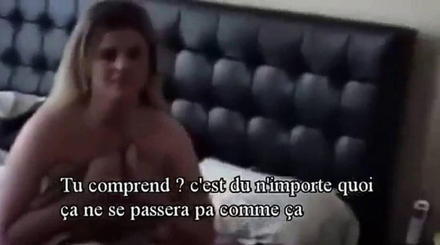 Il FILME sa FEMME en train de le TROMPER et met la Vidéo sur le net !