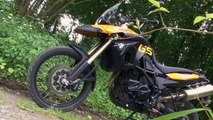 BMW F800GS - on & off road test