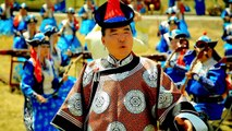 "Traditional Mongolian Music & Dance ""My Beloved Country Mongolia"" Song"