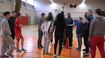 Reportage : Belles rencontres basket