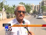 Wow, AMC busy resurfacing even roads sidelining bumpy roads - Tv9 Gujarati