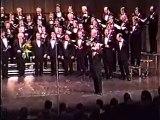 Estonian Men's Choir - America the Beautiful