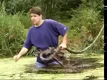 Sewage Pond
