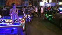 Coyote โคโยตี้ Dance 2014 Thailand - Tuning Show Girls and Cars Bangkok