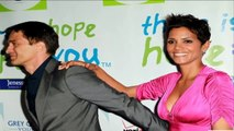 Halle Berry At The 2011 Jenesse Silver Rose Auction and Gala With Olivier Martinez Full HD Video