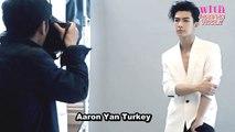 Aaron 'With' Dergisi 2015 Mayıs Sayısı Söyleşisi. 133 (Türkçe Altyazılı) [Turkish Sub]