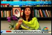 JAAG TV Pakistan Aaj Raat Ehtisham Khalid with MQM Rehan Hashmi (03 April 2015)