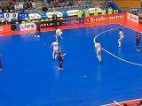 FCB Futbol Sala: Santiago Futsal - FC Barcelona (1-4)