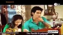 Tu Mera Hero - 4 April 2015 - Ti  Panchi Ki Pait pooja