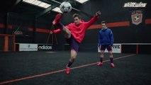 OMG!!! Learn The BEST Football Tutorials ● SkillTwins Joins Adidas Football & Gamedayplus ● 2015 HD