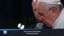 Chrétiens persécutés : le pape dénonce un «silence complice»