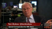 Tom Brokaw Crying Chokes Up Remembering Tim Russert