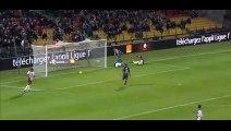 Goal Ben Yedder - Metz 0-1 Toulouse - 04-04-2015