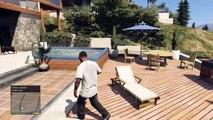 Grand Theft Auto 5: Super Jump Cheat Code (GTA 5 Cheats) - XBOX 360 & PS3!