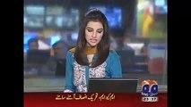 Geo News Headlines 4 April 2015_ MQM Attack on PTI Camp in Karachi