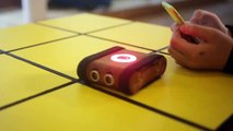 Codie's robotic toy teaches kids the principles of coding